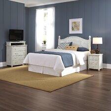 Naugatuck Platform 3 Piece Bedroom Set by Bay Isle Home
