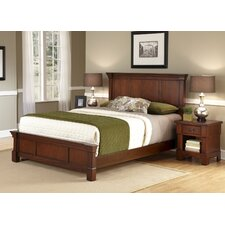 Cargile Panel 2 Piece Bedroom Set by Darby Home Co®