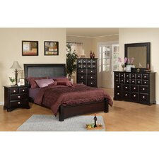 Elsa Panel Customizable Bedroom Set by Alcott Hill®