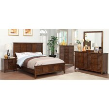 Tora Panel Customizable Bedroom Set by Hokku Designs
