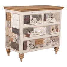 Greenville 4 Drawer Dresser by One Allium Way®