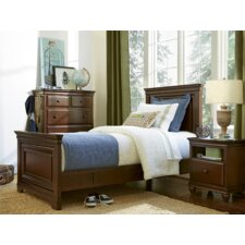 Classics 4.0 Twin Panel Customizable Bedroom Set by SmartStuff Furniture