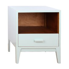 Jude 1 Drawer Nightstand by Porthos Home
