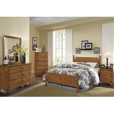 Creek Side Panel Customizable Bedroom Set by Carolina Furniture Works, Inc.
