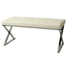 Neuville Upholstered Bench by Impacterra