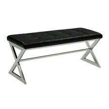 Bridget Upholstered Entryway Bench by Mercer41