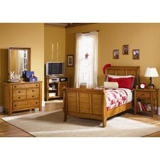Sleigh Customizable Bedroom Set by Liberty Furniture