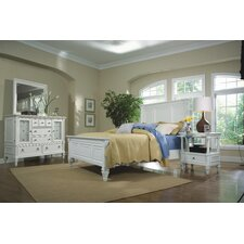 Ashby Panel Customizable Bedroom Set by Magnussen Furniture