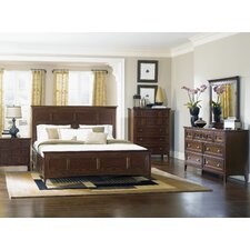 Harrison Panel Customizable Bedroom Set by Magnussen Furniture