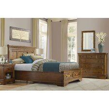 Melbourne Panel Customizable Bedroom Set by Carolina Home Collection