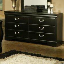Regency 6 Drawer Dresser by Sandberg Furniture
