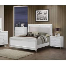 Catalina Panel Customizable Bedroom Set by Global Furniture USA