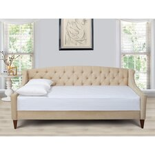 Lucy Upholstered Sleeper Sofa by Jennifer Taylor