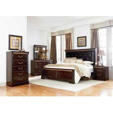Venetian Panel Customizable Bedroom Set by Standard Furniture