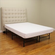Glasgow 6'' Memory Foam Mattress by Hampton and Rhodes
