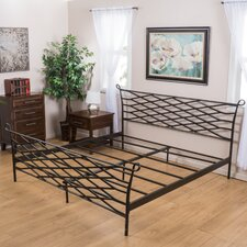 Moccasin Bend Bed Frame by Red Barrel Studio®