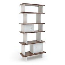 """Vertical Mini Library 65"""" Bookcase"""