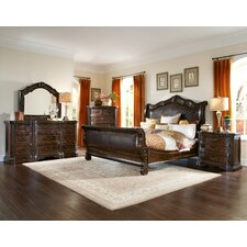 Evelyn Sleigh Customizable Bedroom Set by Astoria Grand