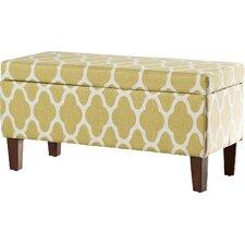 Clare Tokatli Upholstered Storage Ottoman by Latitude Run