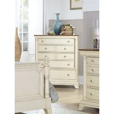 Inglewood II 5 Drawer Chest by Woodhaven Hill