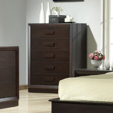 Boston 5 Drawer Lingerie Chest by J&M Furniture