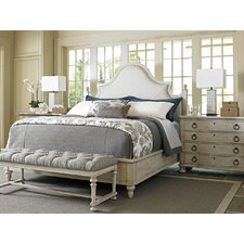 Oyster Bay Upholstery Platform Customizable Bedroom Set by Lexington