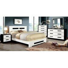 Verzaci Platform Customizable Bedroom Set by Hokku Designs