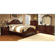 Cherisse Panel Customizable Bedroom Set by Hokku Designs
