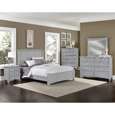 Bonanza Mansion Panel Customizable Bedroom Set by Darby Home Co®