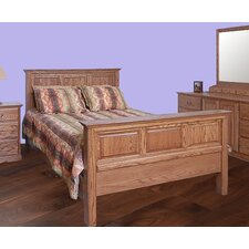 King Panel Customizable Bedroom Set by Forest Designs