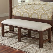 Schaffer Upholstered Bench by Birch Lane