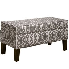 Ruth Upholstered Storage Bedroom Bench by Mercer41
