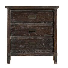 Blackburn 3 Drawer Bachelor's Chest by Rosecliff Heights