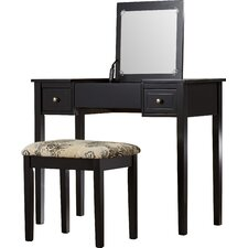 Bret Vanity Set with Mirror by Alcott Hill®