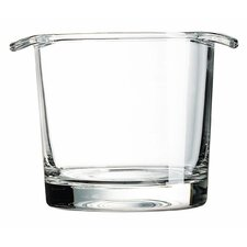 Barcraft Ice Bucket with Copper Tong