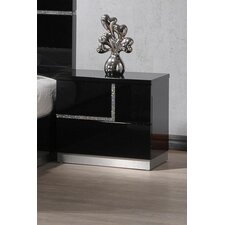 Lucca Right Side Nightstand by J&M Furniture