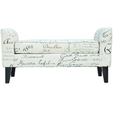 Upholstered Bedroom Bench by HomCom