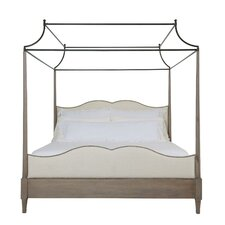 Auberge Canopy Customizable Bedroom Set by Bernhardt