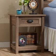 Robin 1 Drawer Nightstand by Andover Mills®