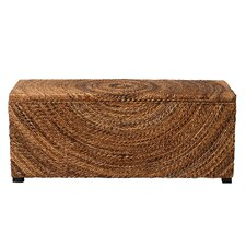 Geiger Wood Storage Bedroom Bench by Bay Isle Home