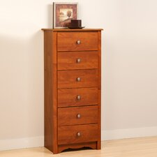 Sybil 6 Drawer Lingerie Chest by Andover Mills®