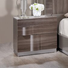 2 Drawer Nightstand by Global Furniture USA