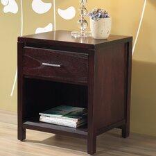Roosevelt 1 Drawer Nightstand by Wade Logan®