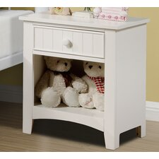 Christy 1 Drawer Nightstand by A&J Homes Studio