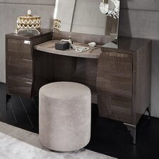Dune Visone Dressing Vanity with Mirror by Rossetto USA