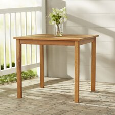 Dracaena Patio Table by Bay Isle Home