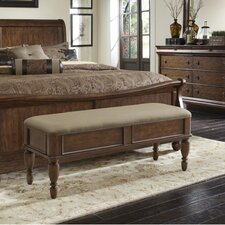 Pinesdale Upholstered Bedroom Bench by August Grove®