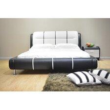 Upholstered Platform Customizable Bedroom Set by Greatime Reviews
