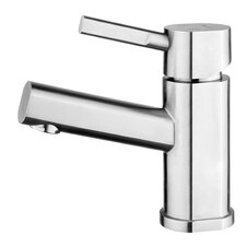 Waterhaus Standard Bathroom Faucet Single Handle with Drain Assembly