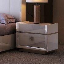 Paris 1 Drawer Nightstand by J&M Furniture